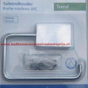 Toiletrolhouder zonder klep Gamma Trend