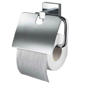 Toiletrolhouder met klep Haceka Mezzo