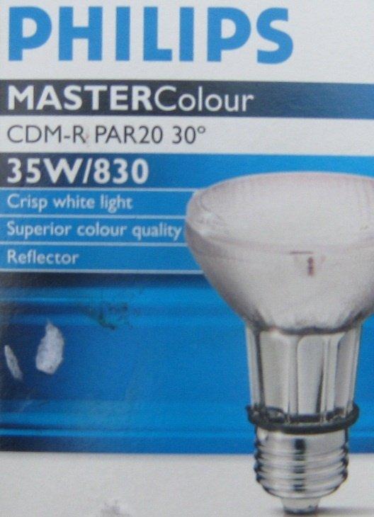 Philips reflector spot 35 Watt