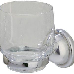 Tiger Toscana Bekerhouder+glas