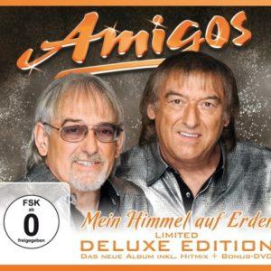 Amigos - Mein Himmel Auf Erden - (Cd+DVD)