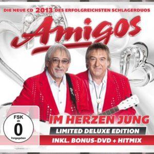 Amigos - Im Herzen Jung - Deluxe Edition (CD-DVD)