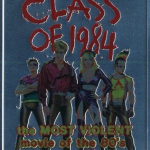 Class of 1984 (Special Edition) Metal Case