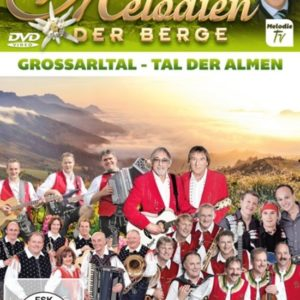 Melodien der Berge - Grossarltal - Tal der Almen (DVD)