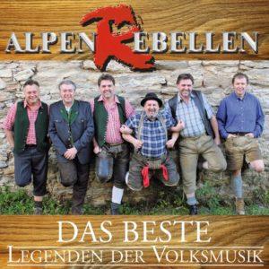 Alpenrebellen - Legenden Der Volksmusik - Das Beste (CD)