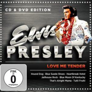 Elvis Presley - Love Me Tender - (Cd & Dvd Edition)