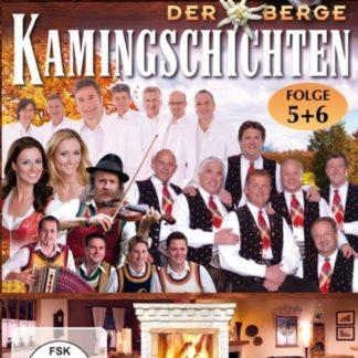 Melodien der Berge – Kamingschichten - Folge 5+6 (DVD)