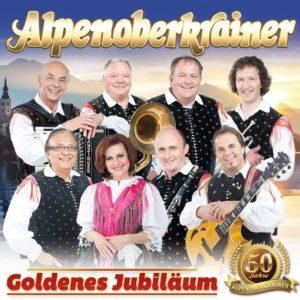 Alpenoberkrainer - Goldenes Jubiläum