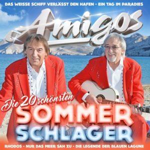 Amigos - Die 20 Schönsten Sommerschlager (CD)