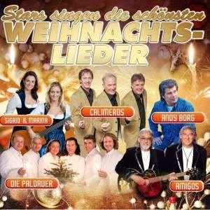 Weihnachtslieder Zum Singen.Divers Stars Singen Die Schönsten Weihnachtslieder Cd
