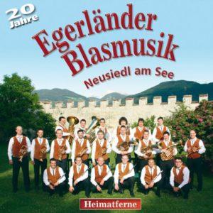 CD Blasmusik - Egerländer - Oberkrainer