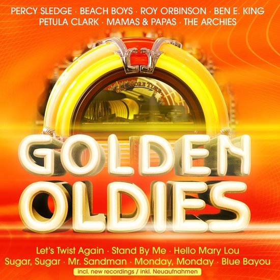 Various Artist – Golden Oldies (2CD)