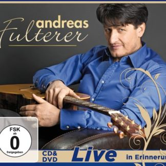Andreas Fulterer - Live - In Erinnerung ( CD+DVD )