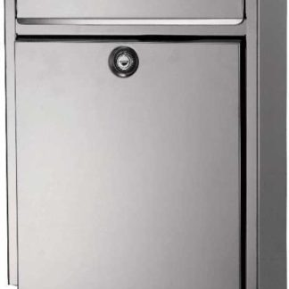 Brabantia Brievenbus B100 Matt Steel