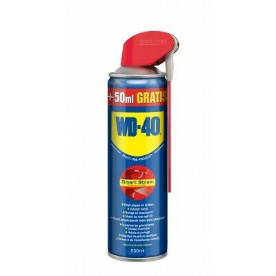 WD-40 500 ml. Spray Smart Straw