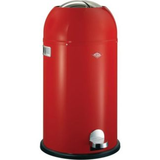 Wesco Kickmaster Pedaalemmer - 40 l - Maxi Rood