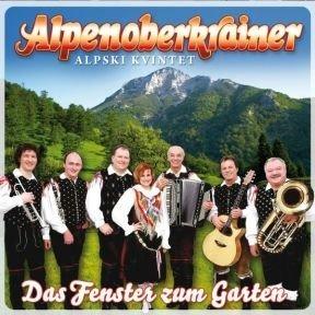 Alpenoberkrainer – Das Fenster zum Garten (CD)