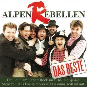 Alpenrebellen – Das Beste (CD)