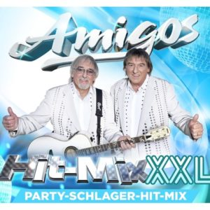 Amigos - Hit-Mix XXL - Party Schlager Hit Mix (2CD)