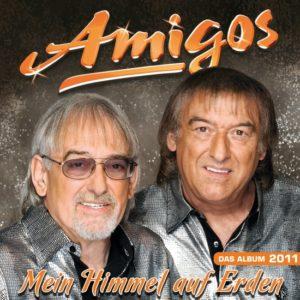 Amigos - Mein Himmel auf Erden (CD)