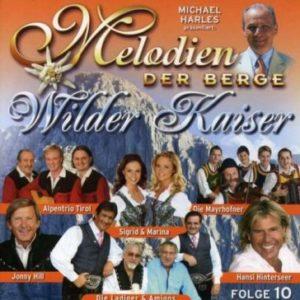 Divers – Melodien der Berge Folge 10 (CD)