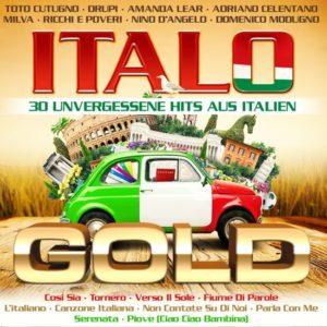 Divers - Italo Gold - 30 Unvergessene Hits aus Italien (CD)