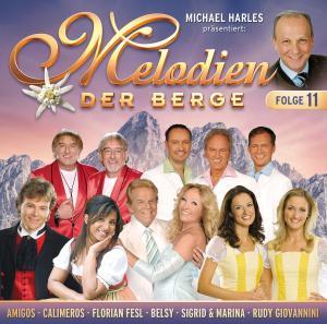 Divers - Melodien der Berge Folge 11 (CD)