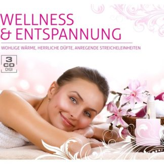 Divers - Wellness & Entspannung (3CDbox)
