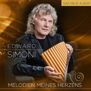 Edward Simoni – Melodien Meines Herzens (CD)