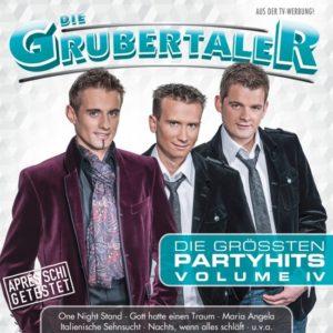 GRUBERTALER- die grössten partyhits vol 4- (CD)