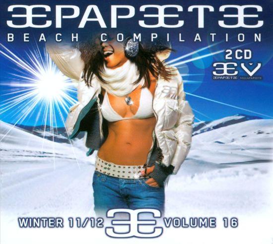 Various – Papeete Beach Vol.16 (2CD)