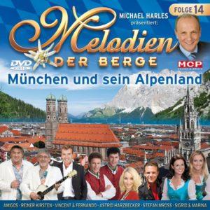 Divers – Melodien der Berge Folge 14 (CD)