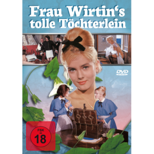 Frau Wirtin's tolle Töchterlein - Erotik Nostalgie (DVD)