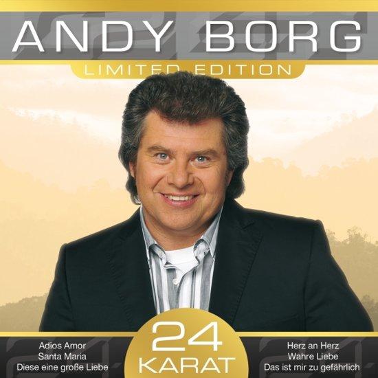 Andy Borg – 24 Karat – (2CD)