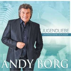 Andy Borg – Jugendliebe – (CD)