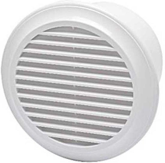 Sencys Plafondventilator Wit (125 mm)