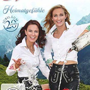Sigrid & Marina – Heimatgefuhle - von Herzen am Kaisergebirge (DVD)