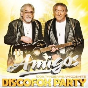 Amigos – Discofox Party - 100% tanzbare Amigos-Hits (CD)