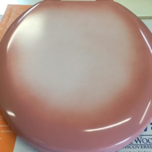 Bemis Tendresse Toilet Seat MDF Rose