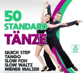 50 Standard Tänze - Various Artist (3CD)