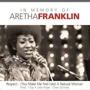 Aretha Franklin - In Memory Of - (CD)