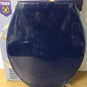 Tiger toiletzitting Alaska Blauw