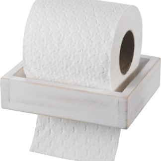 Haceka Foresc whitewash Toiletrolhouder