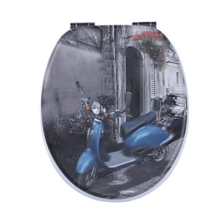 AWD Toiletbril SoftClose Scooter