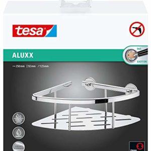 Tesa Aluxx Hoekdoucherek Chroom