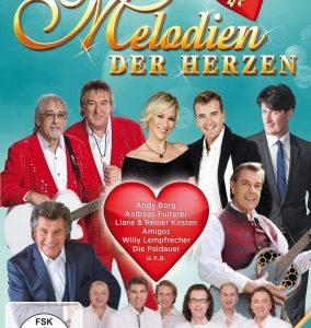 Divers – Melodien Der Herzen –(3DVDbox)