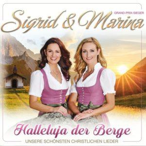 Sigrid & Marina – Halleluja der Berge (CD)