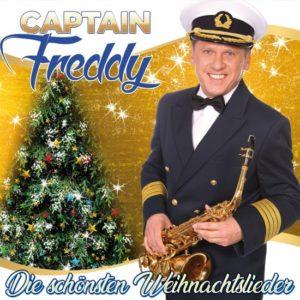 Captain Freddy – Die schönsten Weihnachtslieder - (CD)