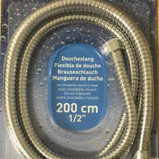 Hansa Doucheslang Metaal 200cm