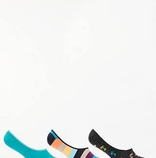Happy Socks Sneakersok Palm Beach 36-40 (3-pack)